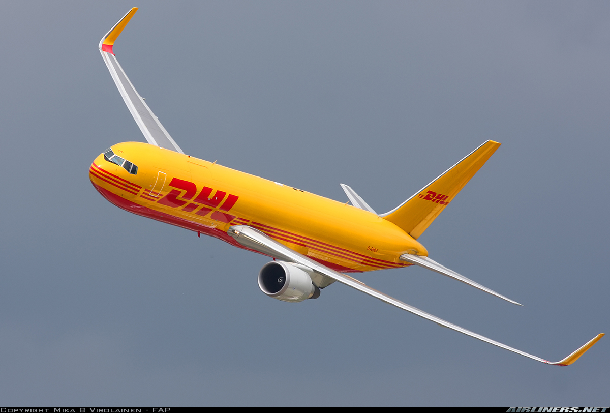DHL signs up for three additional 767 P2F conversions